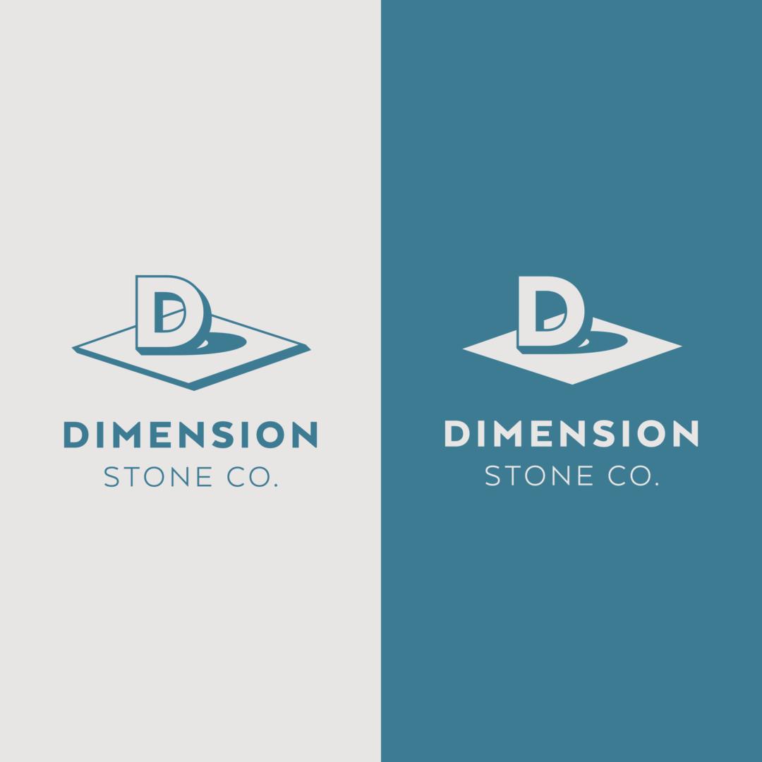 Dimension Stone Co. Logo